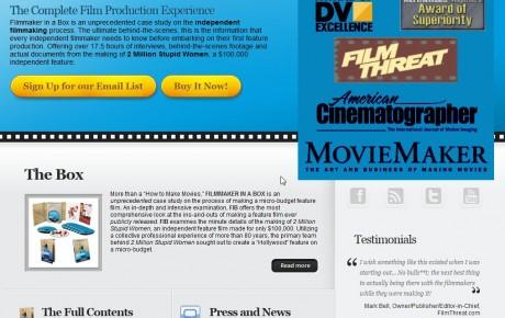 Filmmaker-in-a-box