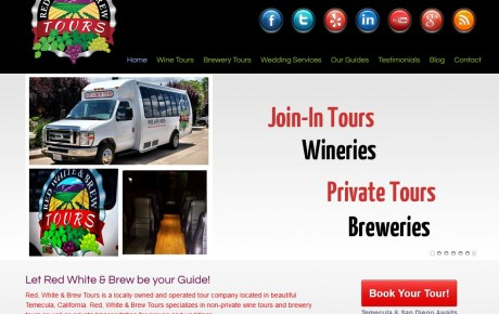 Temecula Wine & Brewery Tours