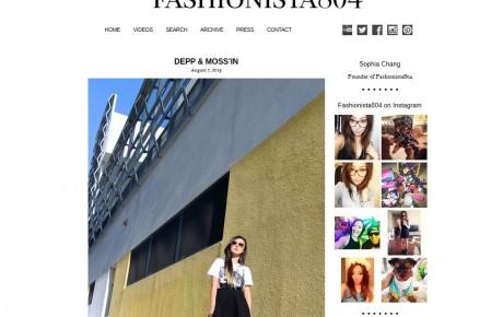 Fashionista804 Blog